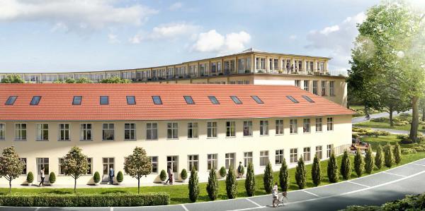 GOLD - Gartenstadt Olympisches Dorf